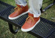 Clae Footwear Thompson caramel