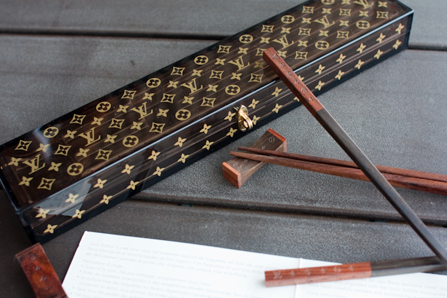 Louis Vuitton VIP Monogram Chopsticks