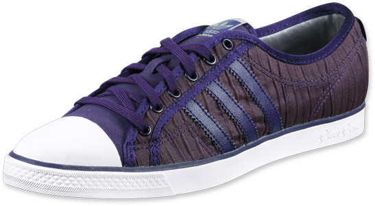adidas nizza sleek low violet