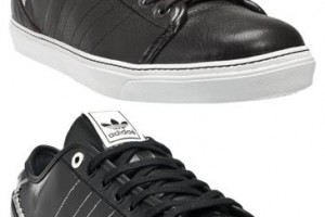 adidas vespa foot locker basse noire