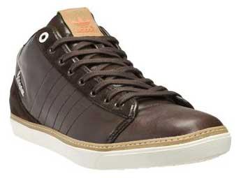 adidas vespa foot locker marron