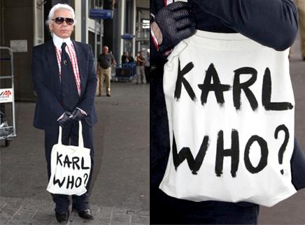 karl who par karl lagerfeld