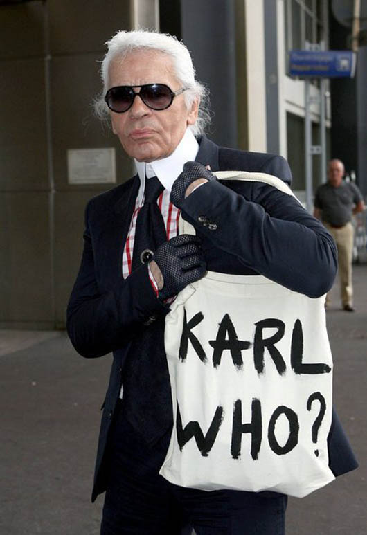 sac karl who par karl lagerfeld