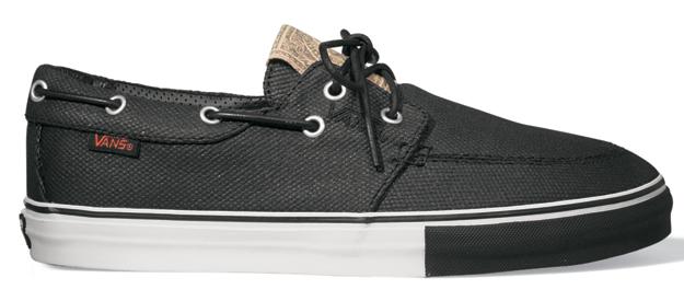 Vans Vault Del Barco Low LX Black