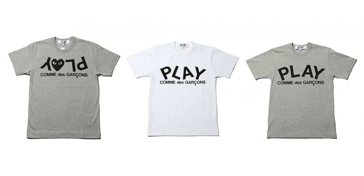 Comme des garcons Play - t-s collection 2010