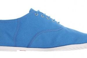 Chaussures Lacoste Ronne bleu 2010