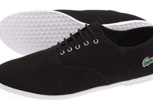 Chaussures Lacoste Ronne noir