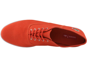 Lacoste Ronne rouge collection 2010