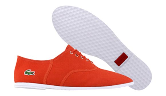 Lacoste Ronne rouge