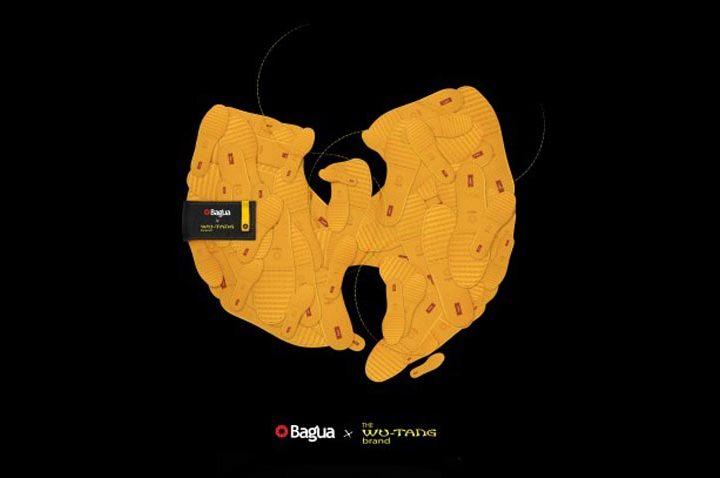 Chaussures Bagua x Wu Tang Clan 2010