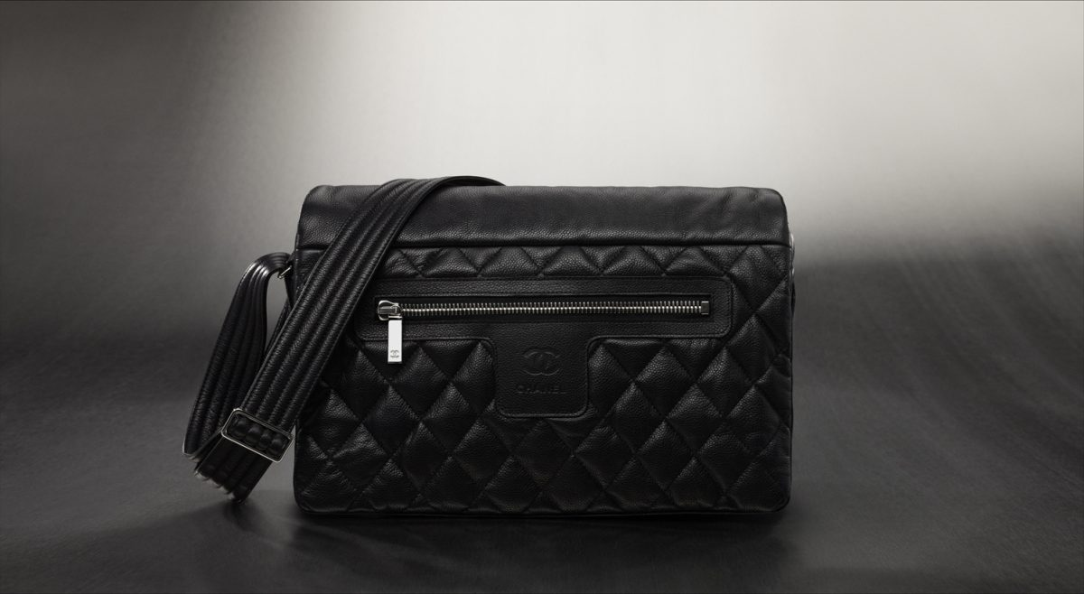 sac chanel coco cocoon A48617_G