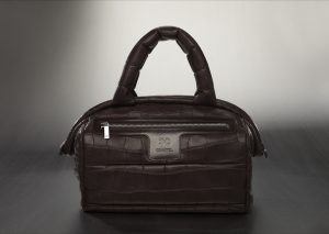 sac chanel coco cocoon A48936_brown_G