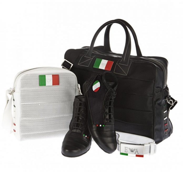accessoires emporio armani italy fifa world cup 2010