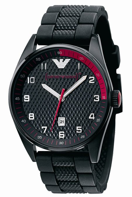 Emporio-Armani-watch-Product-RED