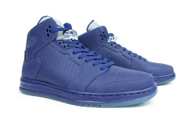 Nike Jordan Prime V (5) Grape Ice