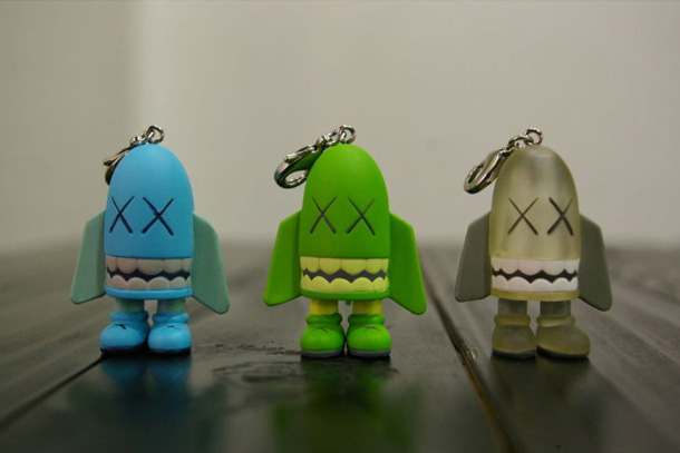 KAWS Original Fake Blitz Keychains