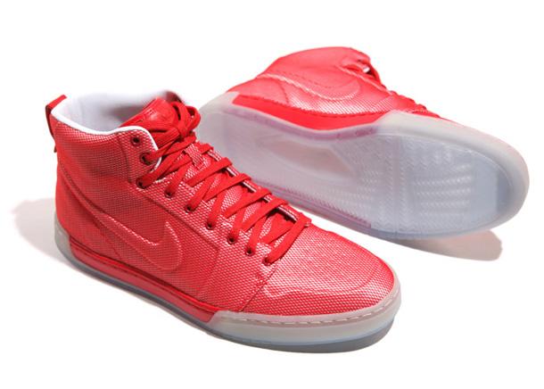 Nike Air Royal Mid VT Mesh Rouge