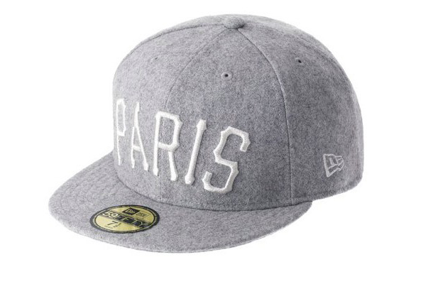 Marc Jacobs x New Era Caps - Paris