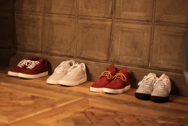 Filling Pieces Collection 2011