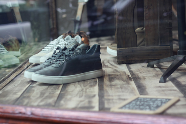 Filling Pieces - Fall Winter 2011