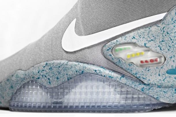 Nike Air MAG Retour vers le futur