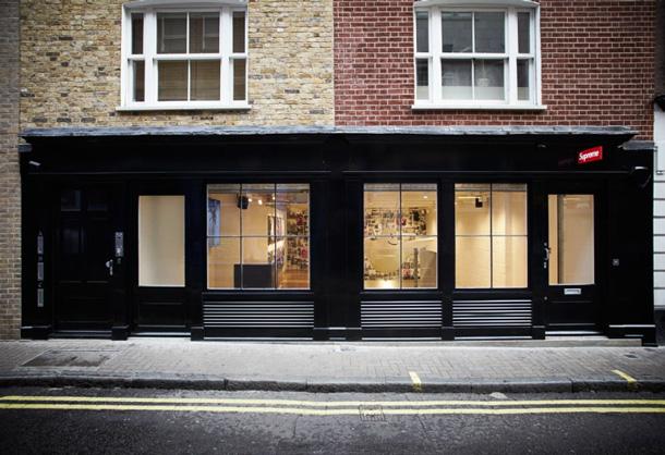 Supreme Store London