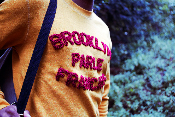 BWGH Brooklyn Parle francais - Collection Aperture
