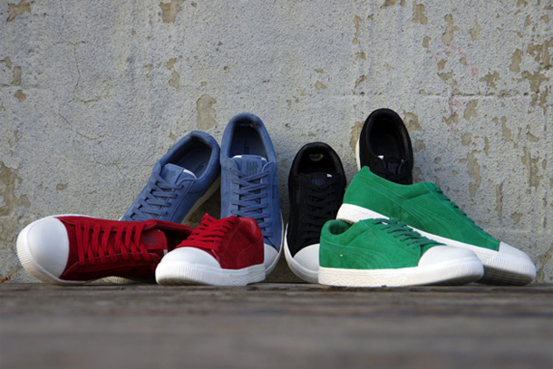 PUMA Clyde Coverblock x Undefeated
