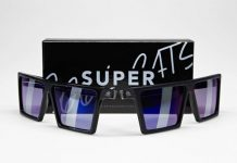 Cool Cats x SUPER Sunglasses