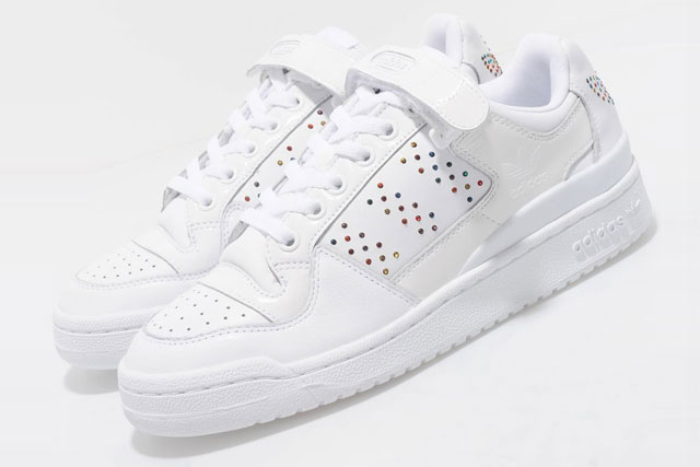 Adidas Originals Forum Lo Diamond