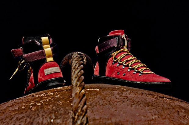 Creative Recreation Baretto Black/Red