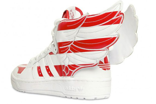 adidas Originals x Jeremy Scott Wings 2.0 Drapeau americain