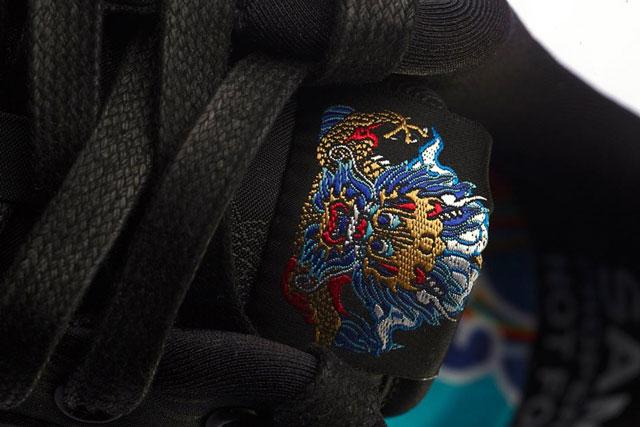 Nike Air Force 1 Low Supreme Année du Dragon 2012