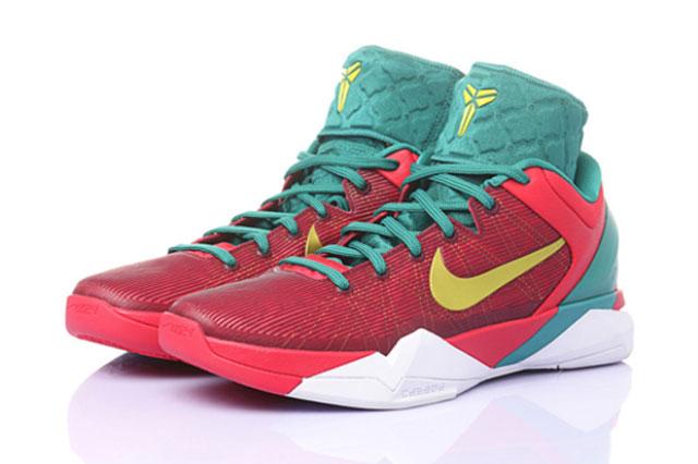Nike Zoom Kobe VII Year of the Dragon 2012