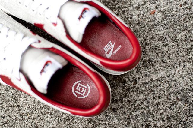 Nike Tennis Classic x CLOT