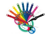 Swatch New Gent Lacquered Collection 2012 alexandre hoang
