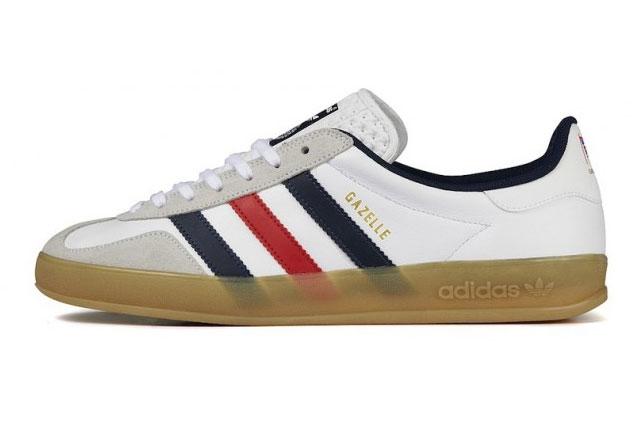 adidas Originals Gazelle Indoor Great Britain Pack