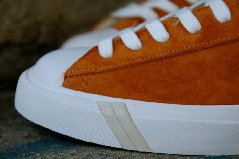 Norse Projects X PRO-Keds Royal Master Suede Camel