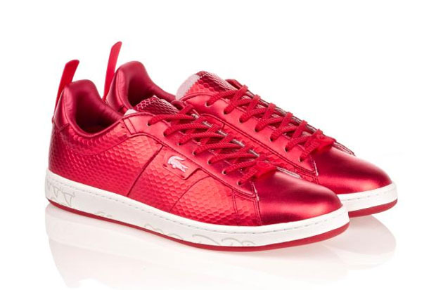 Lacoste Broadwick Year of the Dragon Rouge