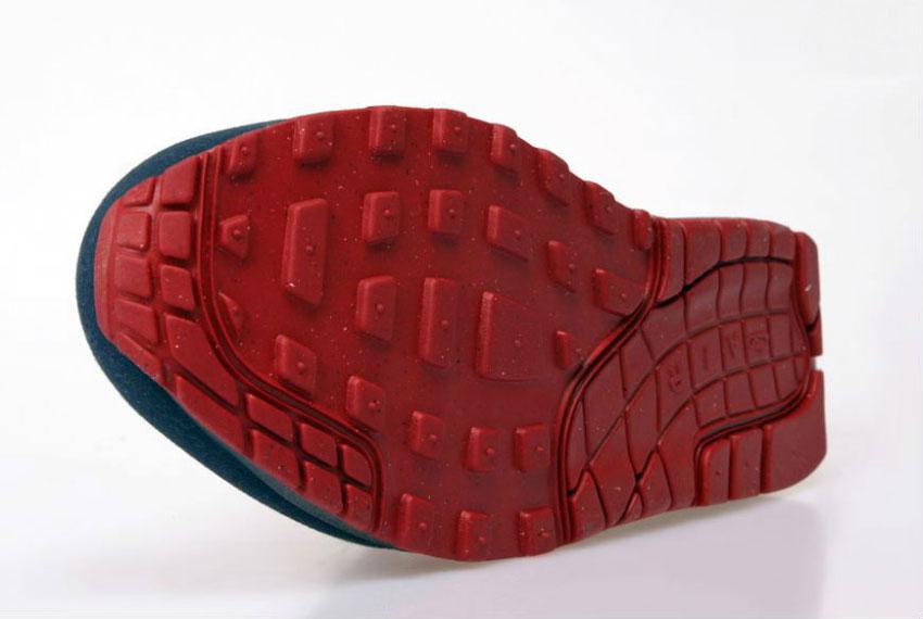 Nike Air Max 1 Dark Obsidian/White/Red