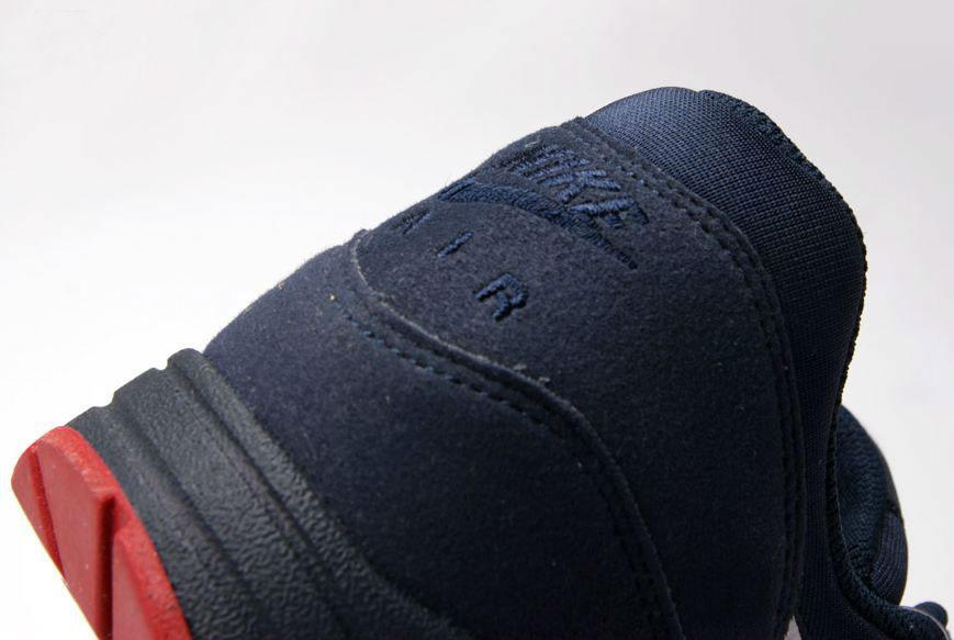 Nike Air Max 1 Dark Obsidian/White/University Red 2012
