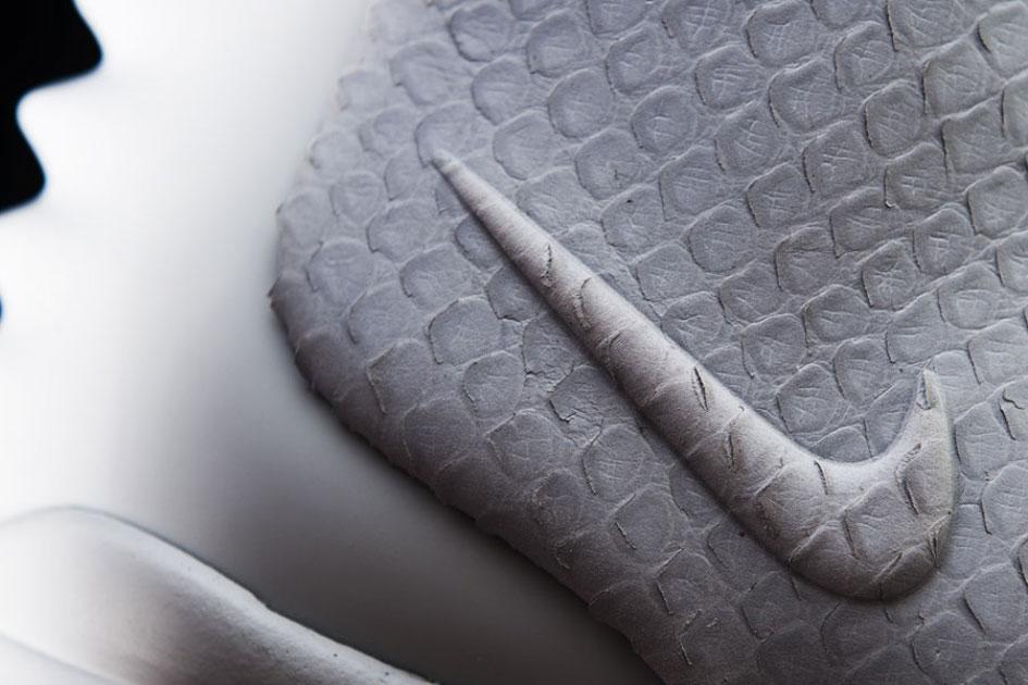 Nike Air Yeezy 2 Grey Pure/Platinum 2012