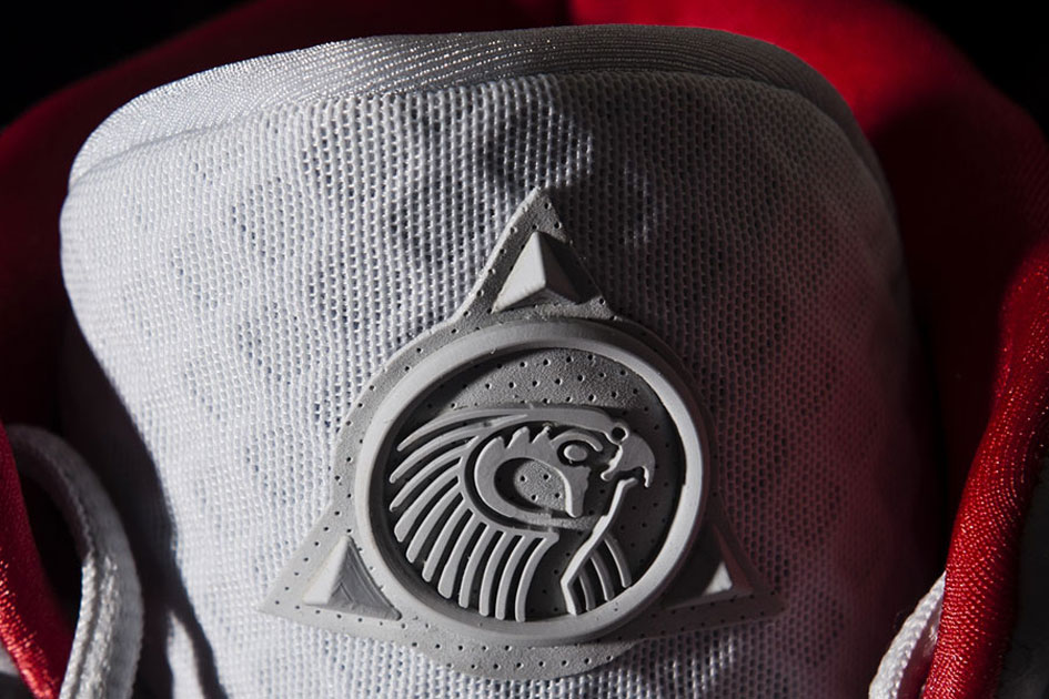 Nike Air Yeezy 2 - Grey Pure/Platinum 2012