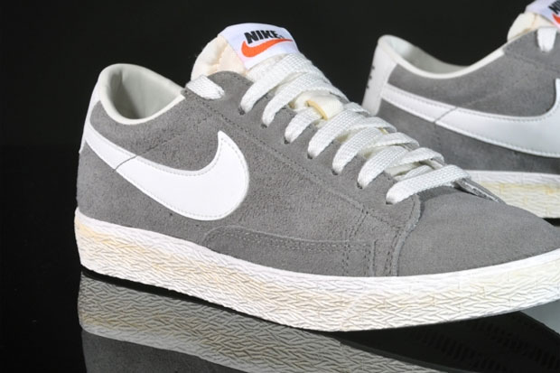 Nike Blazer Low Vintage Grey