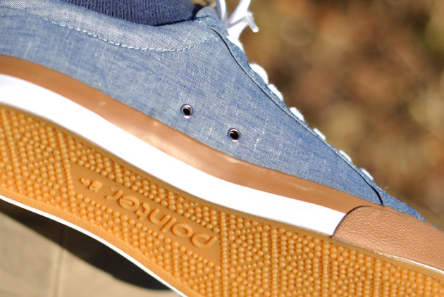 Pointer Seeker IV Chambray Blue