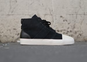 Ransom by adidas Originals Army Trainer Mid Noir Printemps Ete 2012 (Alexandre Hoang)