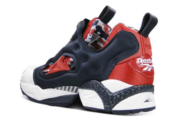 Reebok Pump Fury USA Olympic Games 2012 Pack
