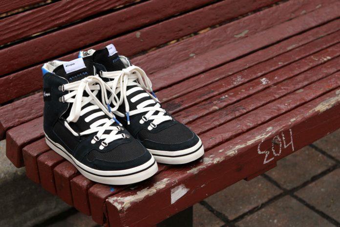 adidas Originals Hardland Noir/Navy 2012 (Alexandre Hoang)