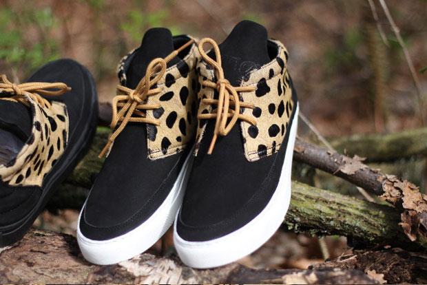 Filling Pieces Leopard Desert Boot 2012
