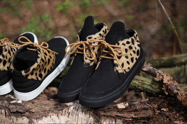 Filling Pieces Leopard Desert Boot